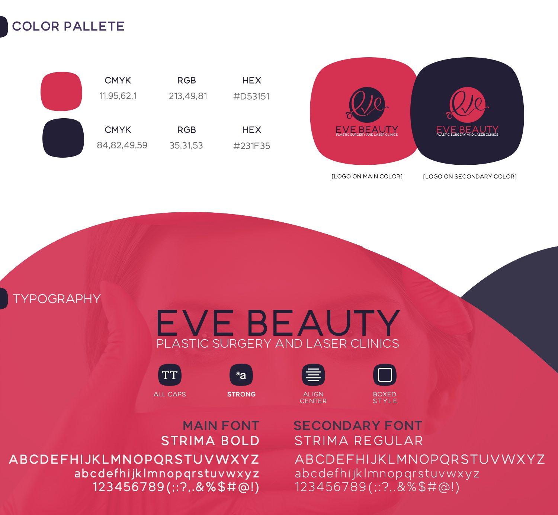 3. color Pallete & Typography