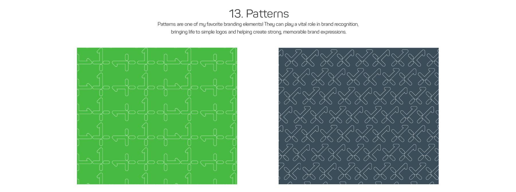 11. Patterns