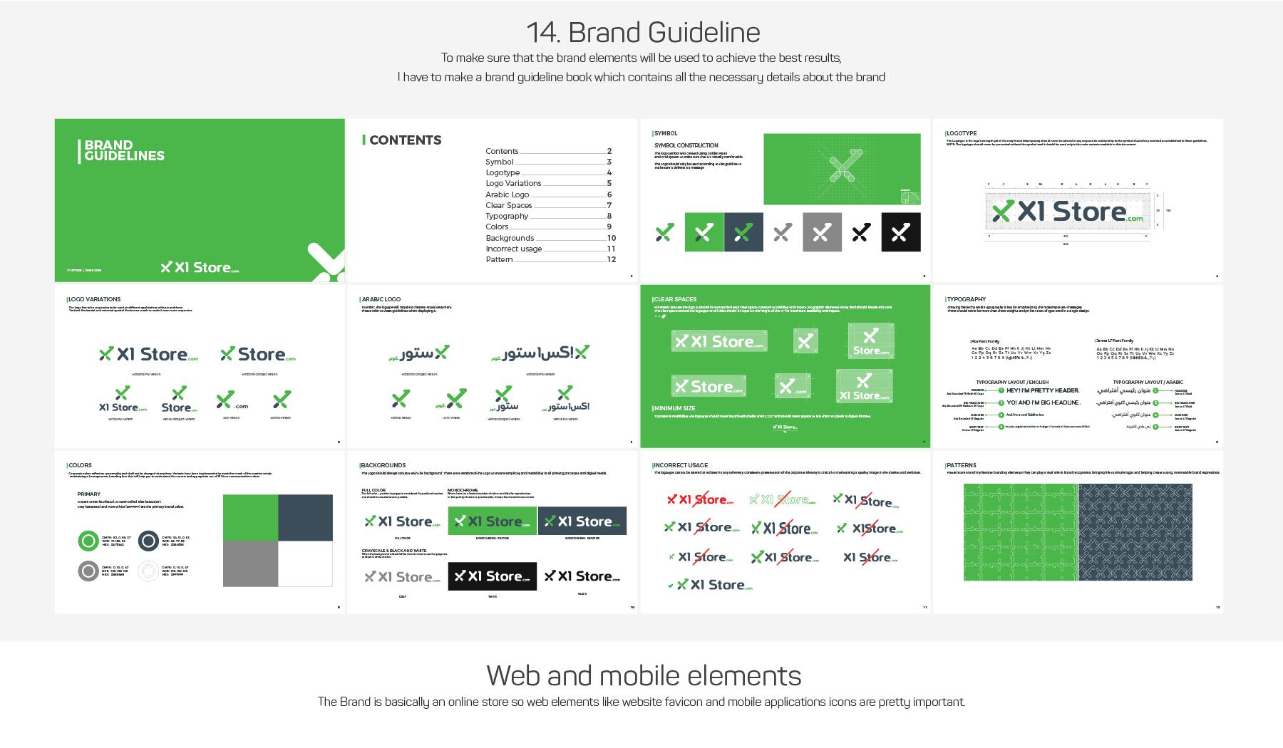 12. Brand Guideline